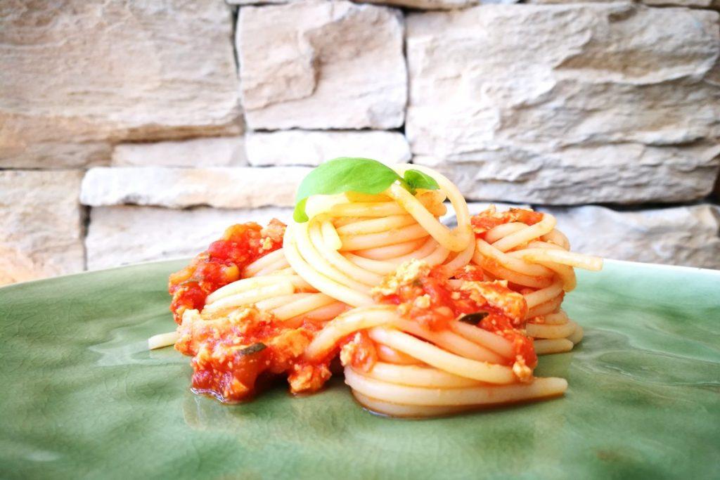 Spaghetti bolognese, vegetarisch kochen, Pasta, Pastalover, Kinder, was koche ich heute, fleischlos